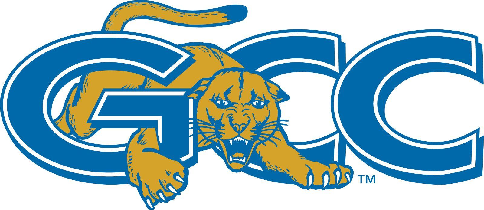 GCC Athletics Logo - Primary