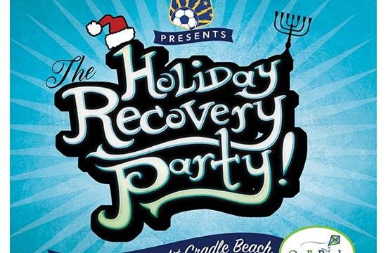 Holiday Recovery Party