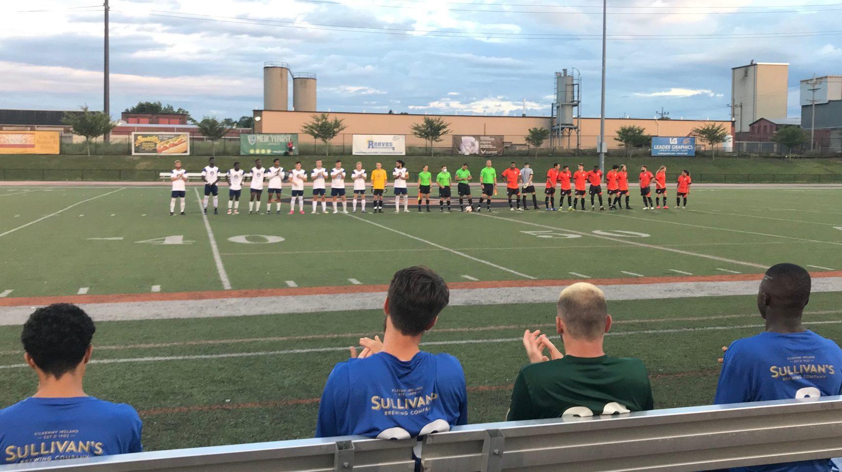 FC Buffalo - Cleveland SC recap