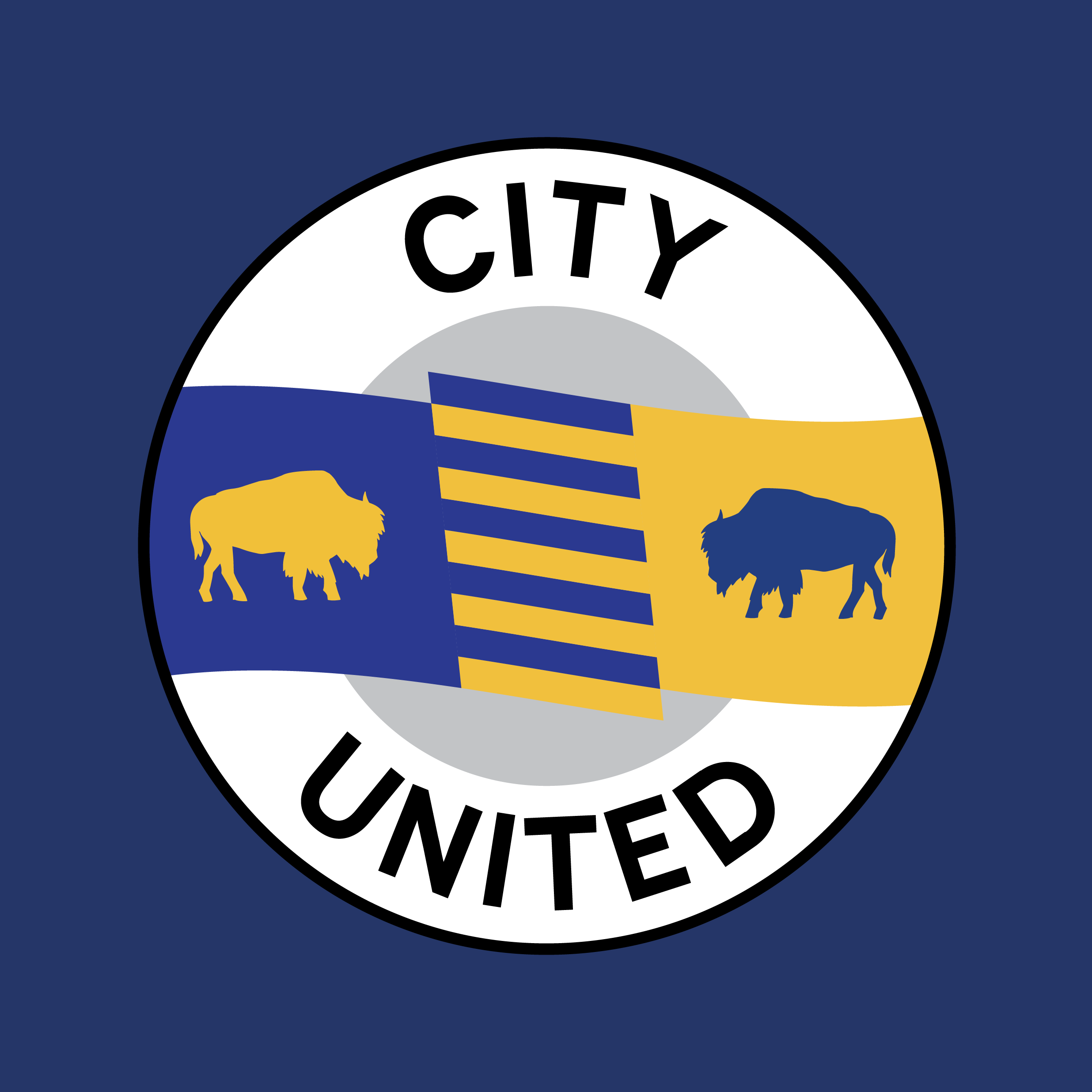 City United Badge